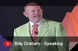 Billy Graham Motivational Speaker